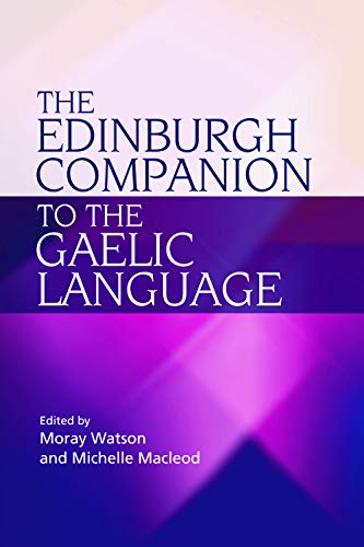 9780748637089: The Edinburgh Companion to the Gaelic Language