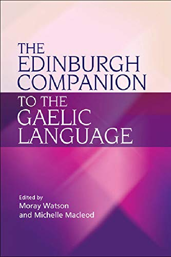 9780748637096: Edinburgh Companion to the Gaelic Language
