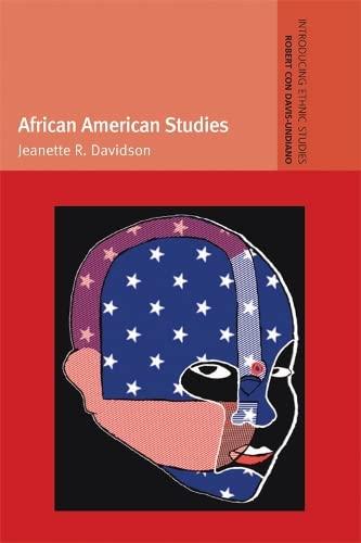 9780748637140: African American Studies