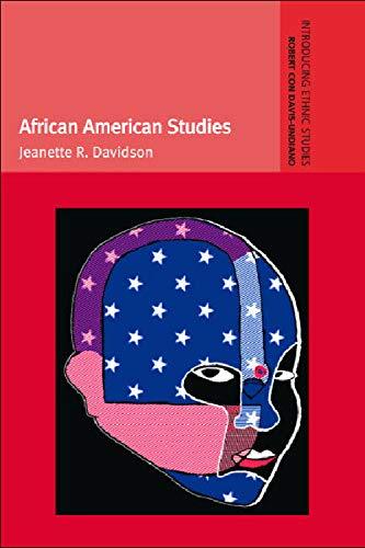 9780748637157: African American Studies