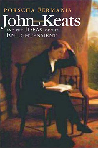 9780748637805: John Keats and the Ideas of the Enlightenment