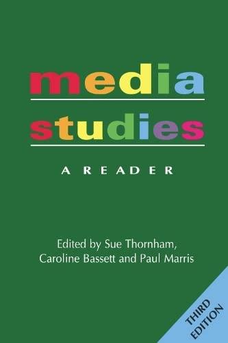 9780748637843: Media Studies: A Reader