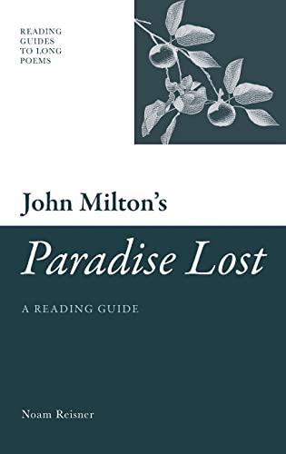 9780748639991: John Milton's Paradise Lost: A Reading Guide