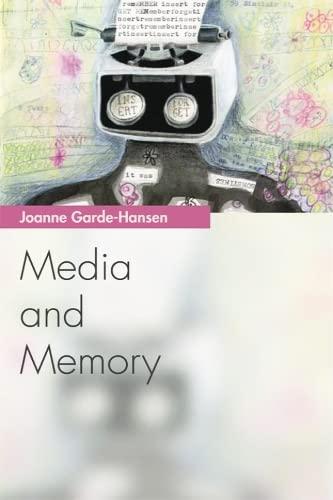 9780748640348: Media and Memory (Media Topics)