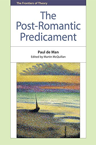 9780748641055: The Post-Romantic Predicament (The Frontiers of Theory)