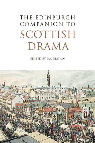 9780748641079: The Edinburgh Companion to Scottish Drama (Edinburgh Companions to Scottish Literature)
