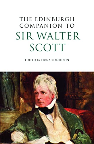 9780748641291: The Edinburgh Companion to Sir Walter Scott (Edinburgh Companions to Scottish Literature)