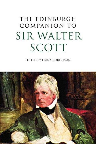 9780748641307: The Edinburgh Companion to Sir Walter Scott (Edinburgh Companions to Scottish Literature)
