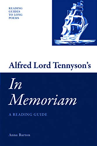 9780748641345: Alfred Lord Tennyson's 'In Memoriam': A Reading Guide (Reading Guides to Long Poems EUP)