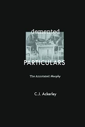 9780748641505: Demented Particulars: The Annotated 'Murphy'