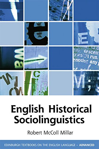9780748641802: English Historical Sociolinguistics (Edinburgh Textbooks on the English Language - Advanced)