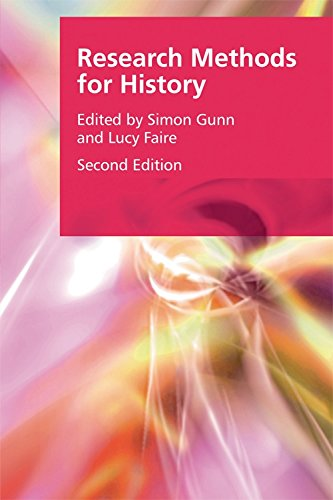 9780748642052: Research Methods for History (Research Methods for the Arts and the Humanities)