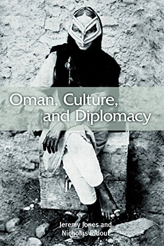 9780748642953: Oman, Culture and Diplomacy