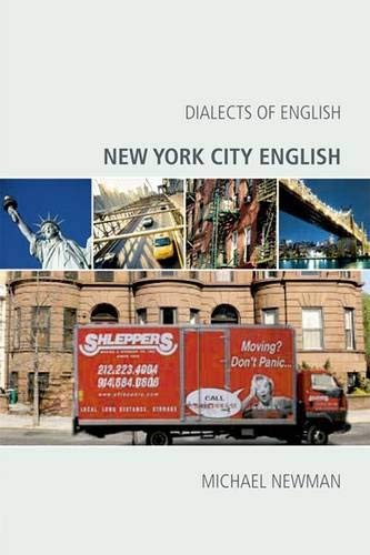 9780748643110: New York City English