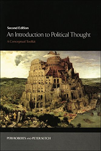 9780748643981: An Introduction to Political Thought, second edition: An Introduction to Political Thought: A Conceptual Toolkit
