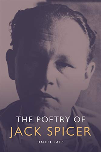 9780748645497: The Poetry of Jack Spicer