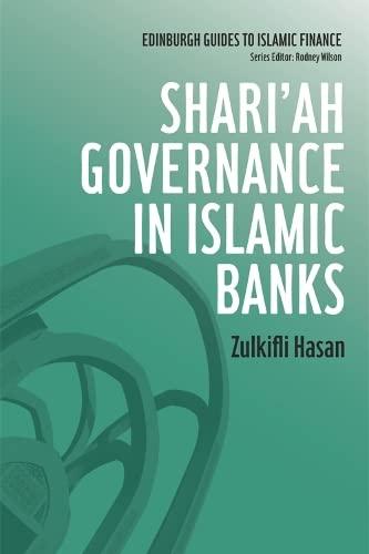 9780748645589: Shari'ah Governance in Islamic Banks (Edinburgh Guides to Islamic Finance)
