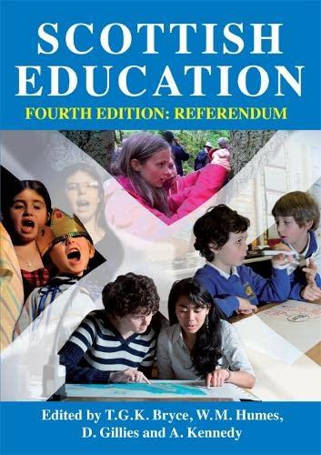 9780748645824: Scottish Education: Referendum