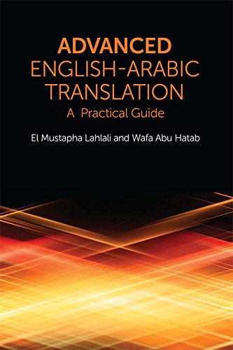 9780748645848: Advanced English-Arabic Translation: A Practical Guide