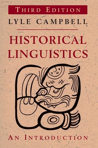 9780748646012: Historical Linguistics: An Introduction