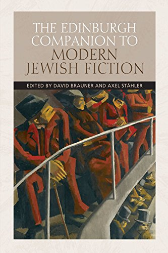 9780748646159: The Edinburgh Companion to Modern Jewish Fiction