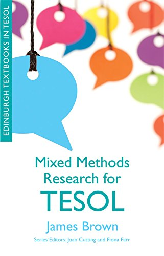 9780748646388: Mixed Methods Research for TESOL (Edinburgh Textbooks in TESOL EUP)