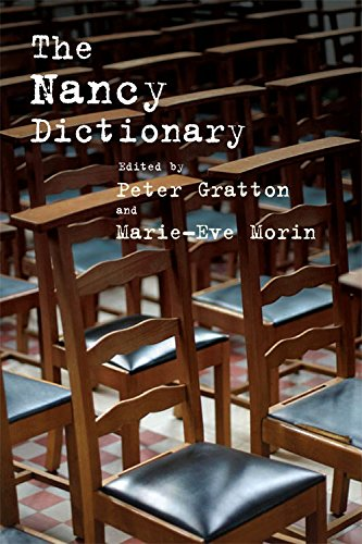 9780748646463: The Nancy Dictionary