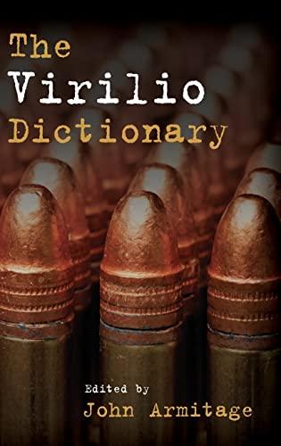 9780748646845: The Virilio Dictionary