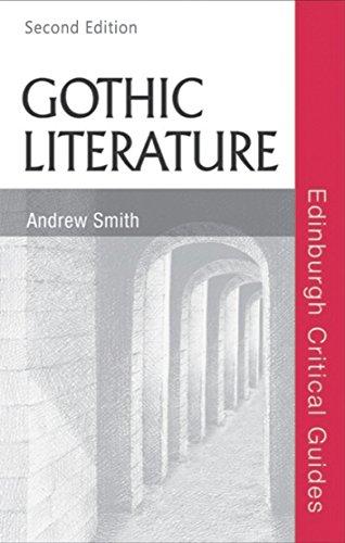 9780748647422: Gothic Literature (Edinburgh Critical Guides to Literature)