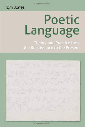 9780748656172: Poetic Language: Theory and Practice from the Renaissance to the Present