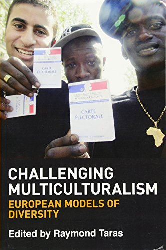 9780748664580: Challenging Multiculturalism: European Models of Diversity
