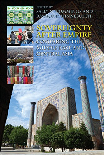 9780748668557: Sovereignty After Empire: Comparing the Middle East and Central Asia