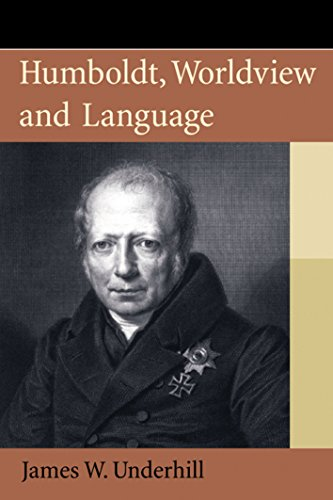 9780748668793: Humboldt, Worldview and Language