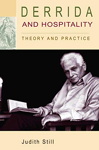 9780748669639: Derrida and Hospitality: Theory and Practice (Monograph)