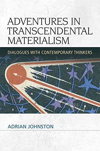 9780748673292: Adventures in Transcendental Materialism (Speculative Realism)