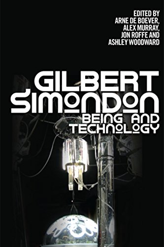 Gilbert Simondon: Arne De Boever