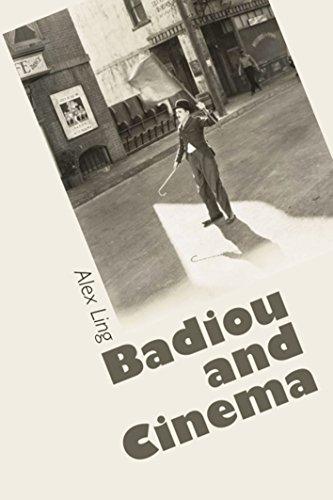 9780748677245: Badiou and Cinema