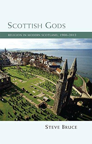 9780748682898: Scottish Gods: Religion in Modern Scotland 1900-2012
