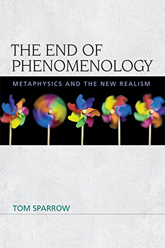 9780748684823: The End of Phenomenology: Metaphysics and the New Realism (Speculative Realism)