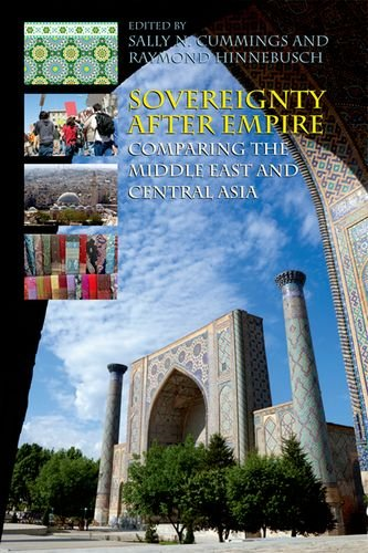 9780748685578: Sovereignty After Empire: Comparing the Middle East and Central Asia