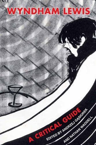 9780748685684: Wyndham Lewis: A Critical Guide