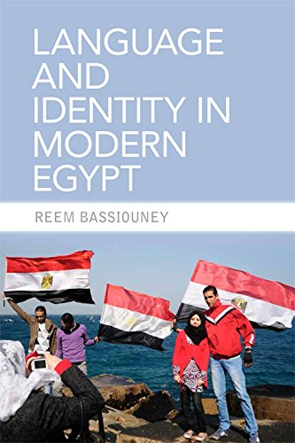 9780748689644: Language and Identity in Modern Egypt
