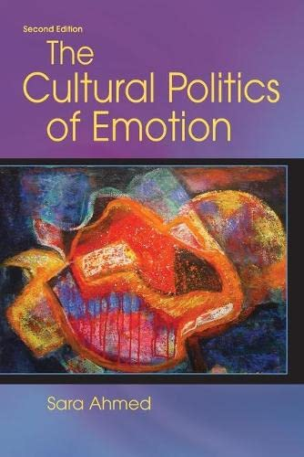 9780748691135: Cultural Politics of Emotion