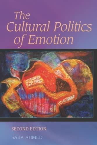 9780748691135: The Cultural Politics of Emotion