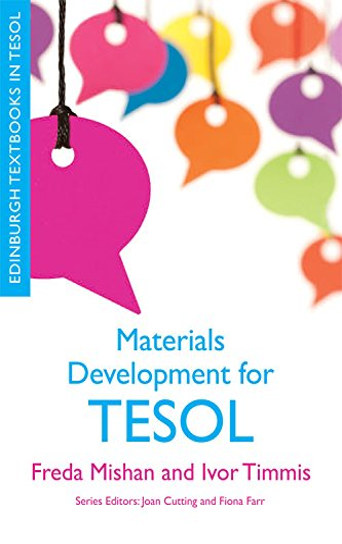 9780748691357: Materials Development for Tesol (Edinburgh Textbooks in Tesol Eup)