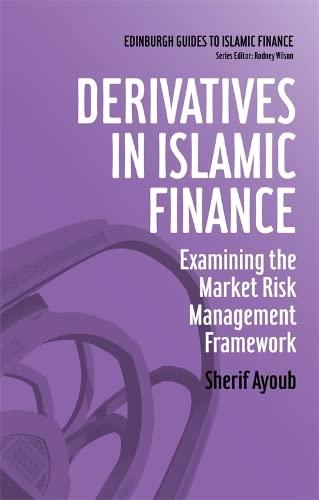 9780748695706: Derivatives in Islamic Finance: Examining the Market Risk Management Framework