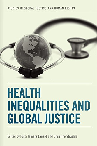 9780748696260: Health Inequalities and Global Justice