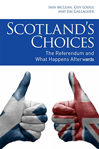 9780748696406: Scotland's Choices: The Referendum and What Happens Afterwards