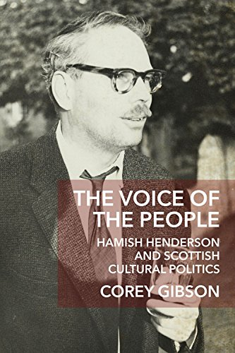 9780748696574: The Voice of the People: Hamish Henderson and Scottish Cultural Politics