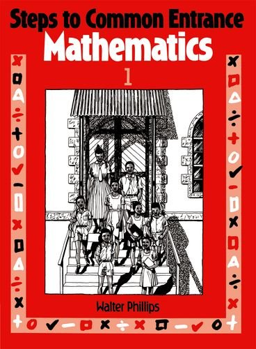 9780748701094: Steps to Common Entrance Mathematics 1 (Bk. 1)